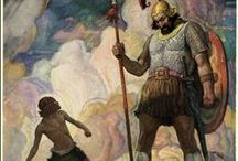 Old Testament Images / Art and pictures with Old Testament subjects/themes