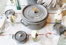 My Kitchen Essentials / by Mary-Gwyn Harris