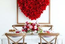 Valentines Day Ideas / Ideas and inspiration to make your Valentine's Day Celebration one of a kind.