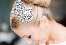 Wedding Hair / by Tying the Knot Wedding Coordination