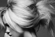 Fun hair / by Kristi Dotson