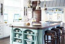 kitchens. / by Lauren Lewis