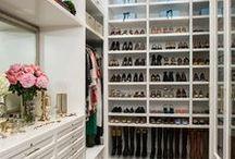 dream closets. / by Lauren Lewis