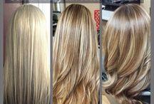 5. It's a Hair Thing / Hair, Haircut, Hair Color, Hair Styles   / by Nellie Ontiveros