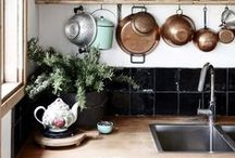 Kitchen / Kitchen inspiration and products. / by Jennifer Schrauth