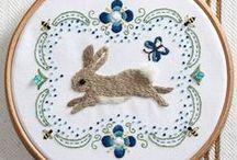 Embroidery Stuff / by Jessica Poppke