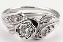 Wedding Rings / by Annette Heathen
