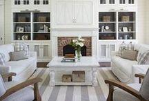 living rooms. / by Lauren Lewis