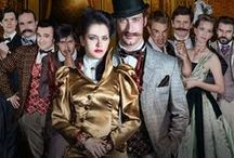 The Elements Club / Set in Victorian London between 1892-1897, The Elements Club follows the lives of various members as they each unlock the power of love and fortune.