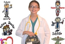Kids Doctor Costumes / Get Ready For Halloween with these great Kids Doctor Costumes!  / by My Little Doc