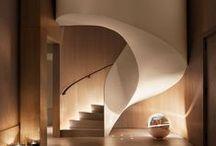 Interiors   Halls, Stairs & Landings / by WALL MORRIS DESIGN   Interiors