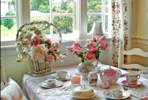 Shabby Chic / by Red Hat Lady