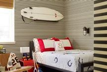 Bedrooms for kids / by Kristi Dotson