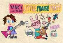 Little Praise Party: Music for Preschoolers / by Yancy