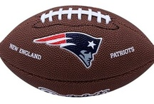 ~ Football ~ / NFL New England Patriot fan gear; and all great things football