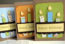 Card Ideas / by Pam S
