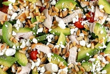 Salads!! / by Kristi Dotson