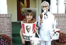 kid's costumes. / by Lauren Lewis