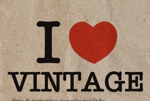 * Make Mine Vintage * / As I get older, I appreciate vintage much more ...