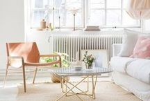 Living Room / Inspiration and products for the living room/den/common areas.