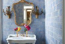 Bathroom / Bathroom inspiration and products.