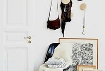Entryway / Products and inspiration for entryways, halls, and other small spaces.