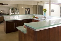 Countertop & Backsplash Trends / by Organized Design Amy Smith