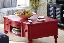 Painted & Repurposed Furniture / by Organized Design Amy Smith