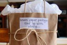 Gift ideas / by Jasmine Lundgren