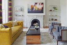 Decorating with Yellow / by Organized Design Amy Smith