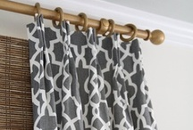 Window Treatments / by Organized Design Amy Smith