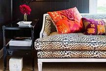 Decorating with Animal Prints / by Organized Design Amy Smith
