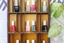 Nails / Nail inspiration and products.