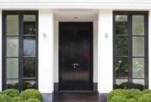 Exteriors   Architecture & Facades / by WALL MORRIS DESIGN   Interiors