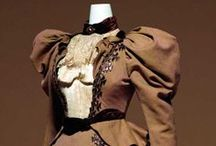 1880s-1890s Inspiration / Began as The Importance of Being Earnest Inspiro / by Heather Parish
