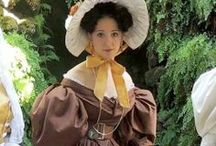Historical recreations I enjoy / Historical costumes on reenactors.  / by Heather Parish