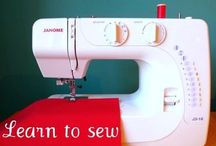 S is for Sew Easy!