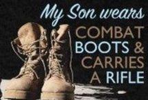 PROUD Marine Mom! / by Lori Wright Hobbs