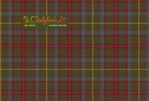 Family tartans / Clan and District tartans relevant to my family tree. / by Annette Heathen