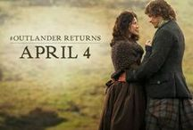 + Outlander TV and Books / I'm using a map so we can have some idea of where events are happening. / by Annette Heathen