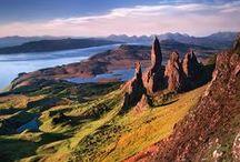 Scotland's Landscapes / by Annette Heathen