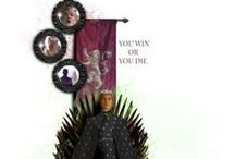+ My Polyvore Sets / Including lots of Game of Thrones fan art.  / by Annette Heathen