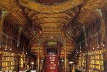 Librairies et Bibliothèques à travers le monde