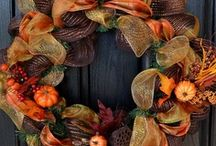 FALL DECORE / by Marla