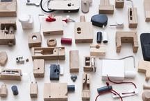 Materials / by Zoe Bezençon