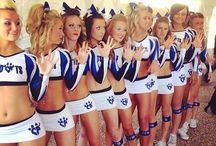 Cheerleading / by Payton Staples