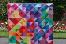 Quilts ~ Scrappy