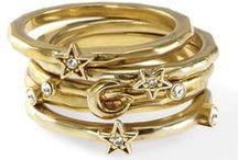 Rings / I love me some rings!