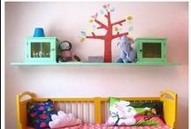 Univers infantil / Children univers / Color, decoració infantil, habitacions,