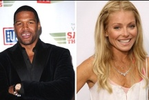 LIVE WITH KELLY & MICHAEL STRAHAN / by Traci Marston